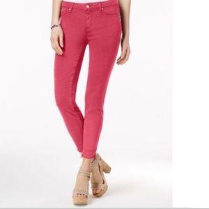 NWT Jessica Simpson kiss me ankle skinny jeans
